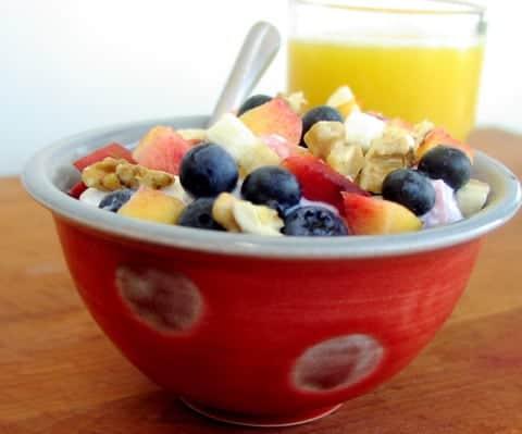 Healthy Easy No-Cook Breakfast - Clean & Delicious with