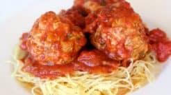 Extra Lean Turkey Meatballs