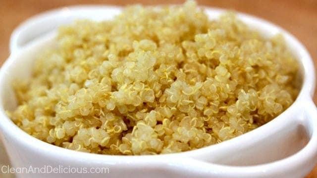 Quinoa 101
