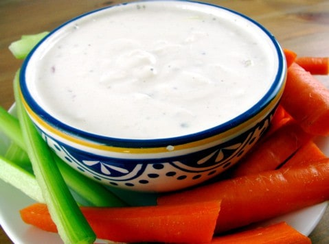 Blue Cheese Dressing1