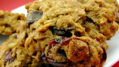 Oatmeal Cranberry Chip Cookie