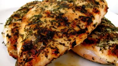 Herbed Grilled Chicken