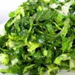 Dill, Mint And Romaine Salad