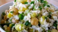 Mango & Brown Rice Salad