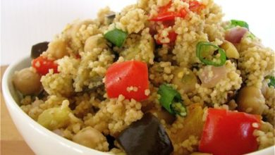 Roasted Veggie Couscous