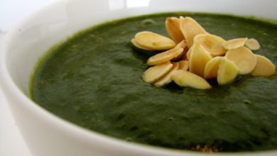 Simply Spinach Soup