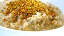 Oats With Bee Pollen