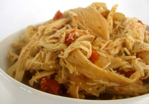 Shredded Chicken - Clean & Delicious ®