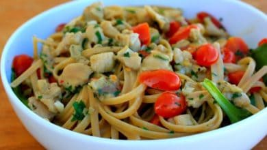 Linguini & Clams