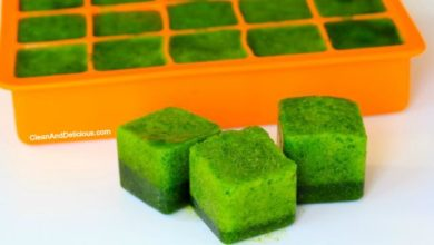 Spinach Pops - Clean&Delicious®