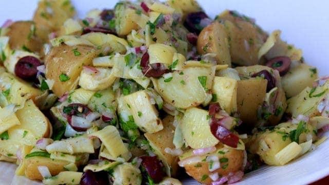 Potato Salad Recipe Italian Dressing