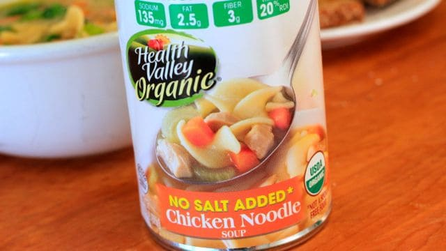 Healthy Valley Chicken Soup