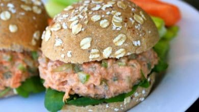 Salmon Salad Sammies