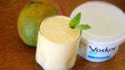 High Protein Mango Lassi