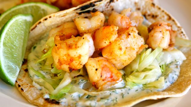 Shrimp Tacos - Clean&Delicious®