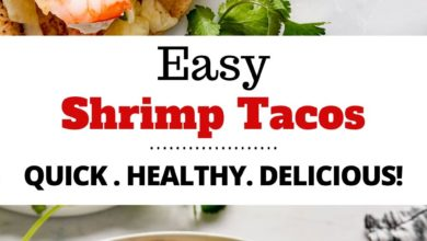 easy shrimp tacos recipe