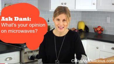 Ask Dani - Microwaves