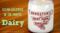 In The Pantry Dairy