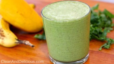 Sweet Green Smoothie