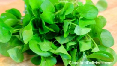 Watercress 101 - Clean&Delicious