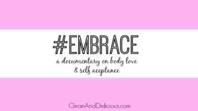 #Embrace -Clean & Delicious®