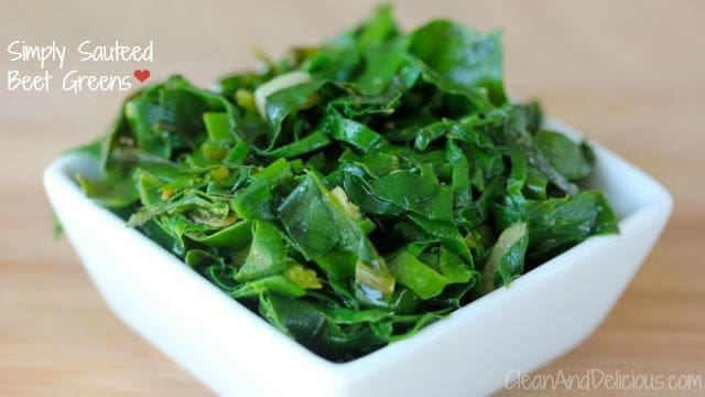 Beet Greens - Clean & Delicious®