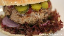 A Great Burger - Clean&Delicious®