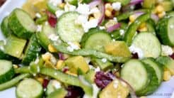 Persian Cucumber Salad - Clean & Delicious®