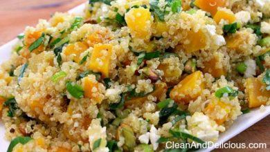 Quinoa + Beet Salad - Clean & Delicious®