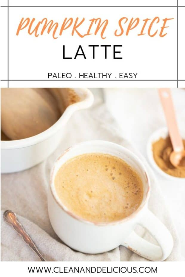 how to make a homemade pumpkin spice latte without dairy