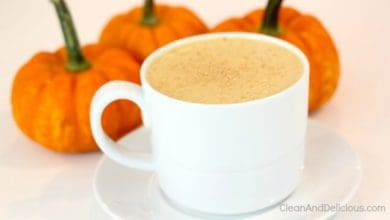 Pumpkin Spice Latte - Clean & Delicious®