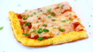 Cauliflower Crust Pizza - Clean&Delicious®