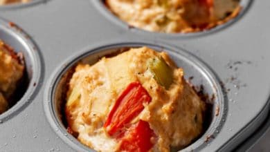 how to make turkey meatloaf muffins