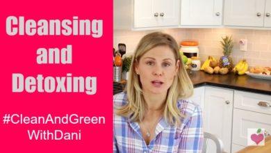 Cleansing + Detoxing