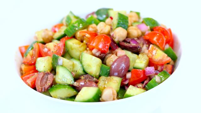 Greek Salad - Clean & Delicious®
