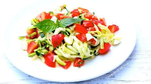 Zoodle Caprese 640 2