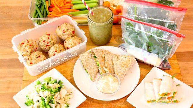 Meal Prep Ideas!
