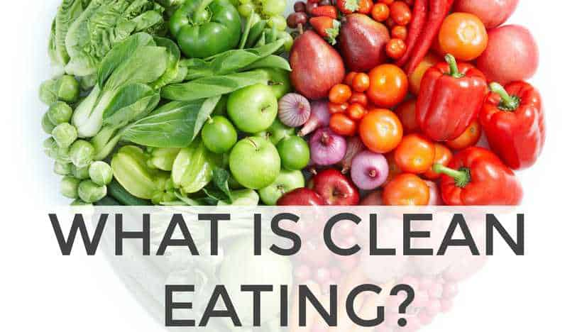 What is clean eating 5 simple guidelines clean for Something delicious to eat for dinner