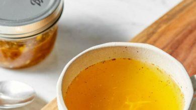 steps to make immune boosting ginger tea