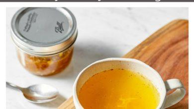 how to make ginger turmeric tea