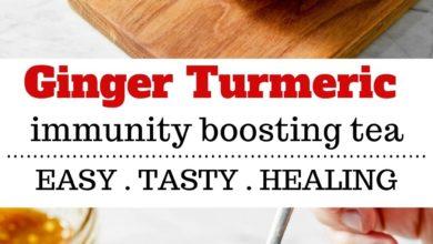 learn how to make immunity boosting tea