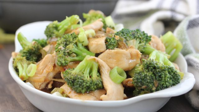 Chicken Stir Fry Easy Dinner Recipe Clean Delicious