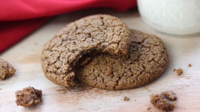 Low Carb Ginger Cookies Clean Delicious With Dani Spies