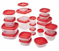 Rubbermaid with Lids