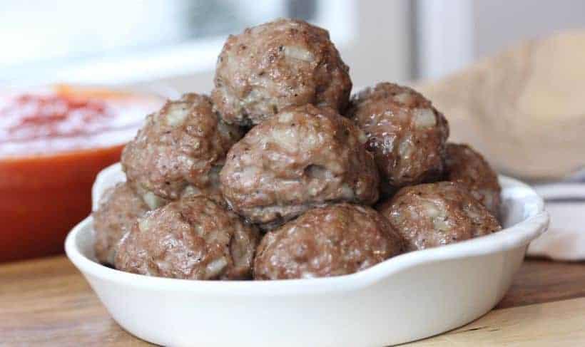whole 30 beef meatballs