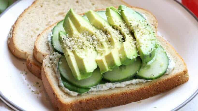 Easy Sandwich Recipes For School Work Clean Delicious