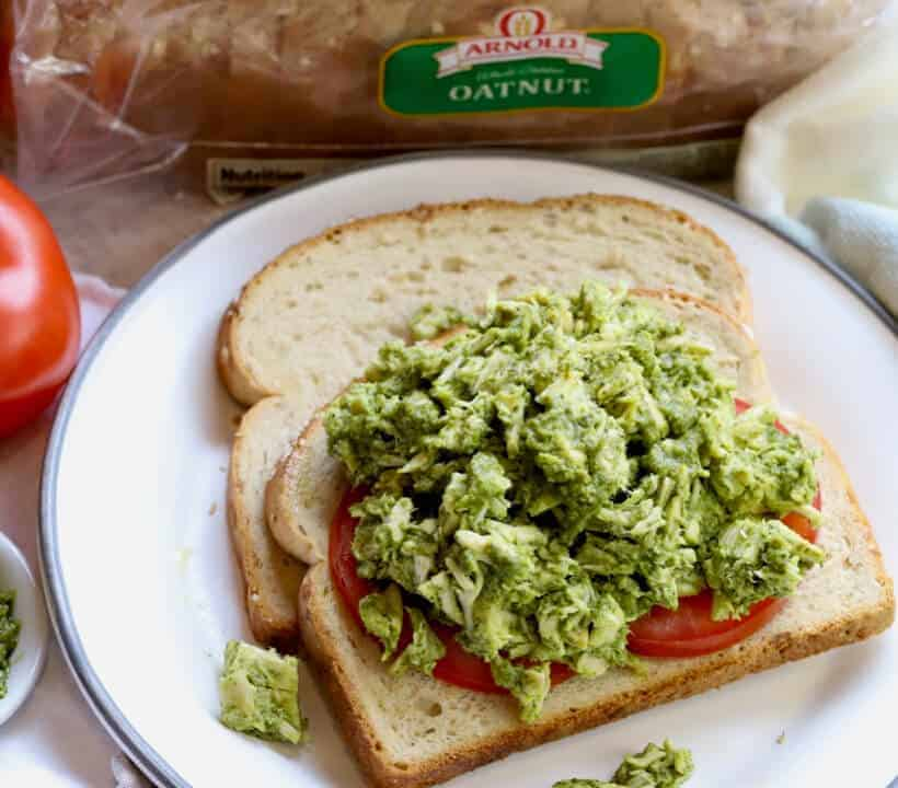 Simple Sandwich Recipes: Easy Sandwich Recipes For School + Work « Clean & Delicious