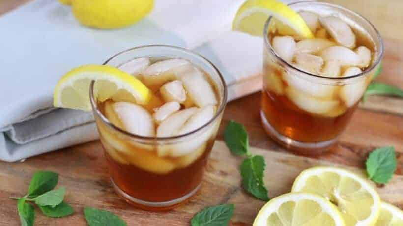 cold brew iced-tea
