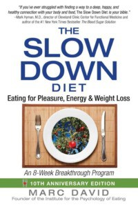 The Slow Down Diet Book