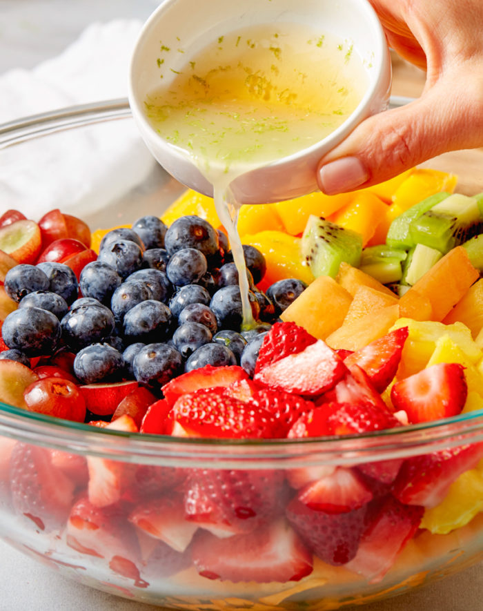 Fast Easy Fruit Salad Recipe Clean Delicious